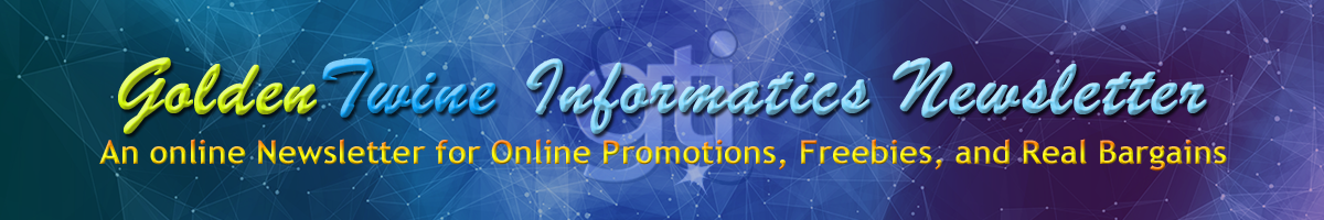 GoldenTwine Informatics Newsletter